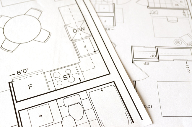 plan de construction d'une maison individuelle