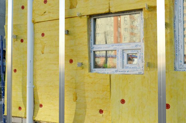 isolation thermique par l'extérieur (ITE)