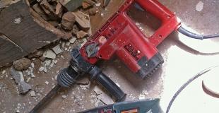 Comment choisir un perforateur burineur ? Les différents modèles