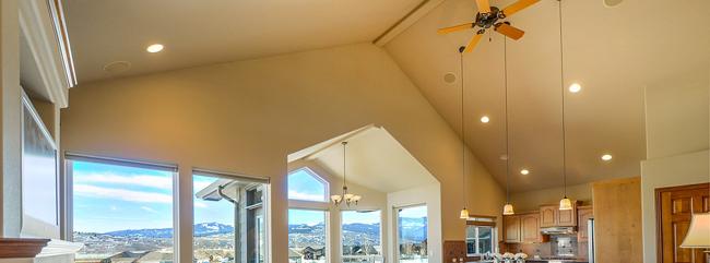 faux plafond en plaques de plâtre
