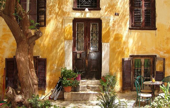 couleur de peinture pour façade de maison