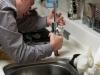 Comment poser un évier encastré ?