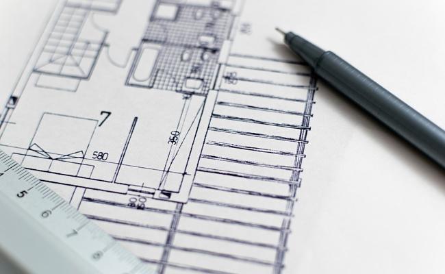 plan d'une maison à dessiner soi-même