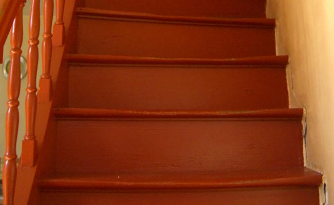 Faire Repeindre Un Escalier Bois Par Un Peintre