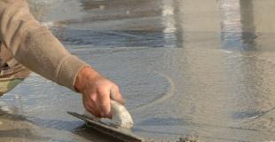 Chape béton et chape mortier : conseils, réalisation, prix de pose