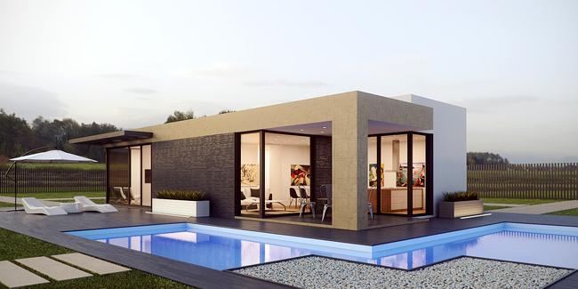 Construire une terrasse en béton : conditions, conseils et prix