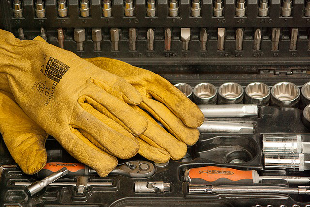outils indispensables de caisse à outils