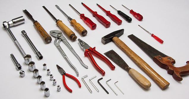 Basiques de la boite à outils